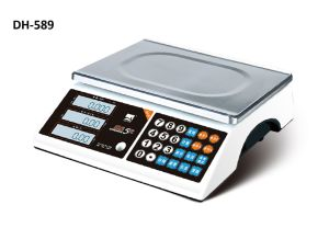 Economic Electronic Price Computing Table Scale (DH-589) pictures & photos