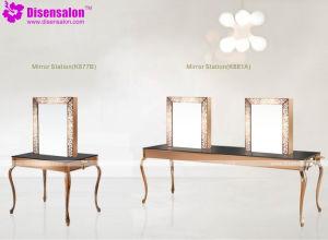 Hot Sell High Quality Modern Salon Mirror Station (K881)