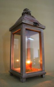 Halloween Lantern Red Top Classical Style Lantern pictures & photos