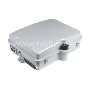 Plastic 24 Core Fiber Optical Termination Box/ Otb pictures & photos