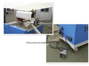 Automatic Wood Top Line Cutting Machine Tc-150 pictures & photos
