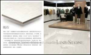 Line Stone Polished Porcelain Tile for House Building pictures & photos