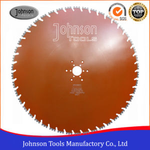 800mm Diamond Saw Blades for Wall Sawing with Double U Shaped Segment pictures & photos