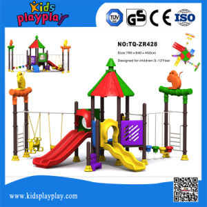 Wholesale Proper Price Amusement Park Low Price Outdoor Playground Set pictures & photos