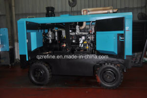 Kaishan LGCY-19.5/19 Two-Stage High Pressure Diesel Screw Compressor pictures & photos