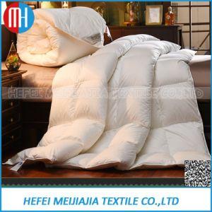 Luxury Sateen Cotton Duvet Cover White Goose Down Duvets pictures & photos