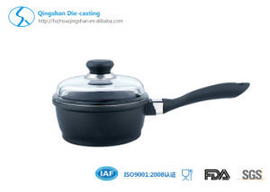 Aluminum Best Selling Products Milk Pot with Non-Stick Coating pictures & photos