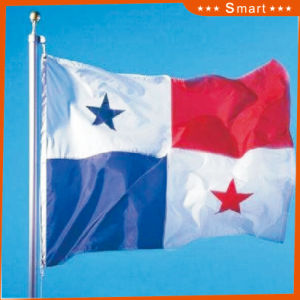 Custom Waterproof and Sunproof National Flag Panama National Flag Model No.: NF-026 pictures & photos