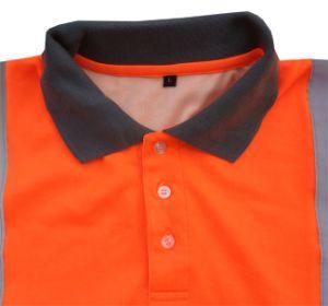 New Custom Made En20471 Safety Polo Shirt Men pictures & photos