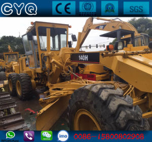 Used Caterpillar 140h Motor Grader for Sale pictures & photos