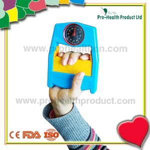 Hand Grip Dynamometer Strength Measurement Fitness Forearm Exerciser Gymnastic Finger Strengthener pictures & photos