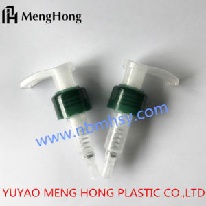 Hot Sale Cosmetic Package Plastic Left-Right Lock Lotion Pump pictures & photos