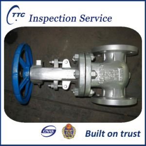 Best Valve quality check/Control/Inspection in China