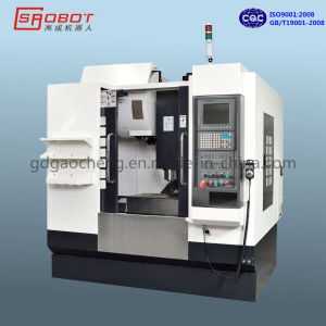 CNC Drilling and Tapping Machine Center GS-V6 pictures & photos
