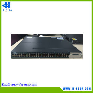 Ws-C3560X-48t-S Catalyst 3560X-48t-S Switch for Cisco pictures & photos