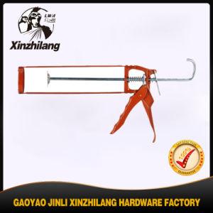 Steel Cordless Caulking Gun for Glass Sealant pictures & photos