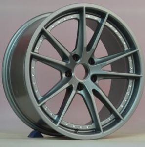Aluminum Rims Replica Auto Car Alloy Wheels pictures & photos