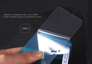 2.5D HD Transparent Mobile Phone Protective Film for iPhone Serious Factory Price pictures & photos