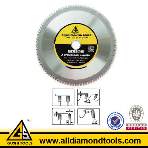Tct Saw Blade for Cutting Non-Ferrous & Ferrous Metals pictures & photos