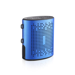 Rechargeable High Capacity Battery Mini Portable Bluetooth Wireless Speaker pictures & photos
