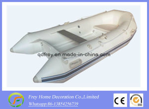 Ce Certified 4.2m Inflatable Fishing Boat pictures & photos