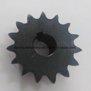 SAE 1045 Sprocket with Hub for ANSI Chain 40~240 pictures & photos