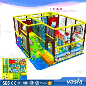 Vasia Good Quality Kids Indoor Playground Equipment (VS1-160329-272-15-A) pictures & photos
