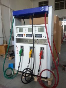 Six Nozzles Fuel Dispenser (Rt-W366) for Gas Station pictures & photos