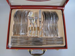 High Quality Stainless Steel Cutlery 72PCS Set No. CT72-A01 pictures & photos