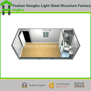 Beautiful Prefab Villa, Home, Prefab Container House for Living pictures & photos