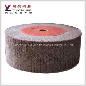 Nylon 12 Inch Flap Buff Wheels for Flat Grinding