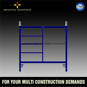 Strong Loading Capacity Scaffolding H Type Frame pictures & photos
