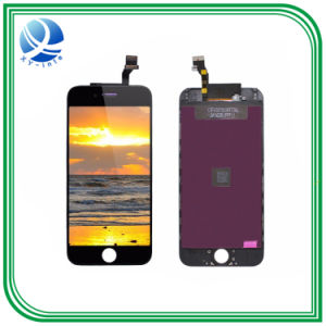 Mobile Phone LCD Digitizer Spare Parts for iPhone 6 LCD pictures & photos