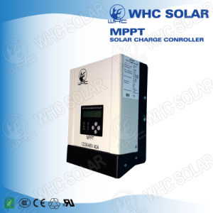 Whc Original Design MPPT Solar Controllers 40A pictures & photos