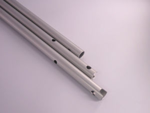 Aluminum/Aluminium Alloy Tube A6063 for Automobile pictures & photos