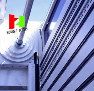Industrial Overhead Garage Doors Steel Doors Steel Door (Hz-FC0432) pictures & photos