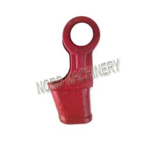 Casting Open Wedge Sockets for Wire Rope Clip pictures & photos
