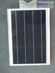 All in One Design 8W LED Integrated Solar Garden Light (SNSTY-208) pictures & photos