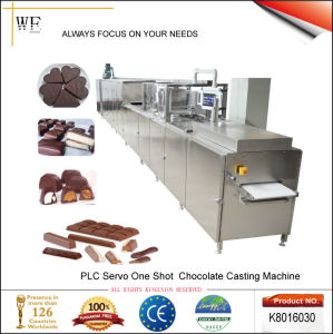 PLC Servo One Shot Chocolate Casting Machine (K8016030) pictures & photos
