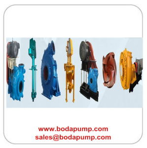 Water Treatment Gold Mining Minerals Flotation High Head Slurry Centrifugal Pump pictures & photos