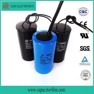 Cbb60 AC Motor Start Metallized Polypropylene Film Capacitor pictures & photos