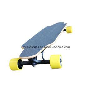 Zk 4 Wheel Skateboard 2 Motors Cheap Electric Skateboard