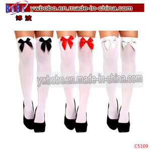 Sports Socks Lady Pants Leggings Birthday Party Decortion (C5114) pictures & photos