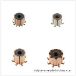 Top Quality Micro Motor Parts Rotor 24X7p pictures & photos