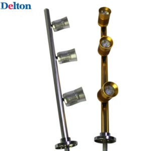 LED Movable Pole Lamp for Showcase pictures & photos