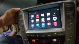 Android Navigation Box for Lexus GS 2005-2009 Video Interface Rear and 360 Panorama Optional pictures & photos