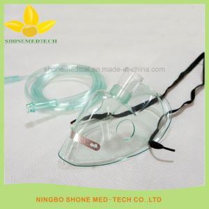 Disposable Oxygen Mask New Style for Medical Use Good Material pictures & photos