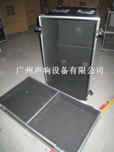 PA Speaker Case for Dual 12′ Line Array Speaker pictures & photos