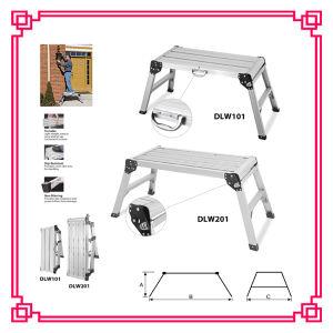 Aluminum Working Platform/Car Wash Stool/Car Clean Bench pictures & photos