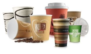 Disposable Printing Cold Paper Cups pictures & photos